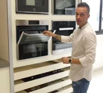 Forno dual cook Samsung